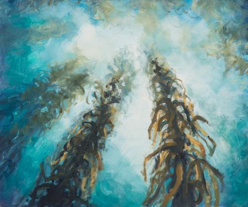 PILLARS OF THE SEA by Sophie Lavoie
