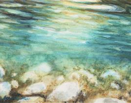 OCEAN PEARLS, STUDY by Sophie Lavoie
